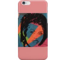 FIRST LADY MICHELLE OBAMA iPhone Case/Skin