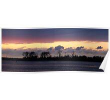 Sunset Island Painting LBNY IMG_9781 Poster