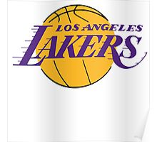 Los Angeles Lakers Poster