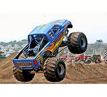Monster Trucks - Big Things Go Boom Photographic Print