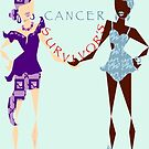 "Big ""C"" Survivor Gurlz Friends~ LMG (C) 2015 by Lisa Michelle Garrett"