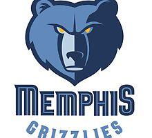Memphis Grizzlies by Enriic7