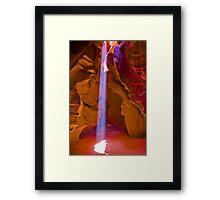 Antelope Canyon 4 Framed Print
