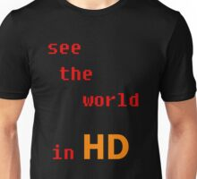 See The World... T-Shirt