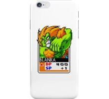 Blanka iPhone Case/Skin