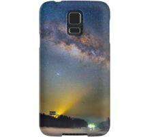 Lighting up the milky way Samsung Galaxy Case/Skin