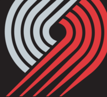 Portland Trail Blazers Sticker