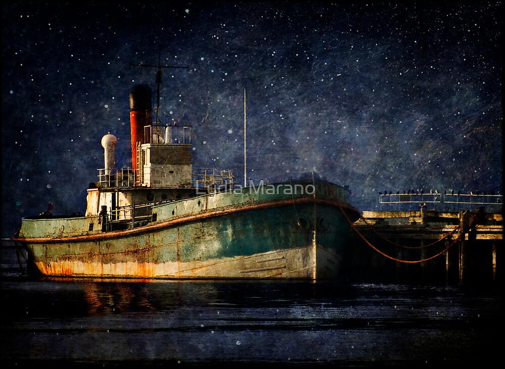 Home is the Sailor by Lydia Marano