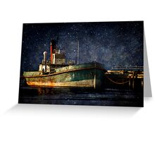 Home is the Sailor Greeting Card