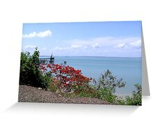 Darwin Harbour Greeting Card