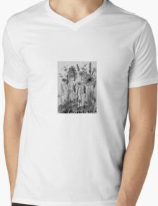 Sinktosketching Mens V-Neck T-Shirt