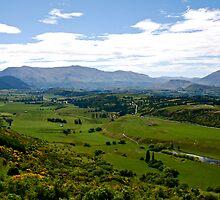 Crown Range NZ. by ijam357