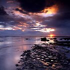 Long Reef Beach Sunrise by Tatiana R