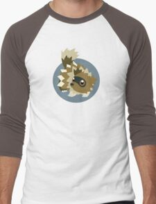 Zigzagoon - 3rd Gen Men's Baseball ¾ T-Shirt