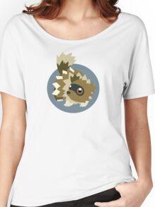 Zigzagoon - 3rd Gen Women's Relaxed Fit T-Shirt
