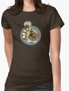 Zigzagoon - 3rd Gen Womens Fitted T-Shirt