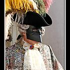 Carnival Mask Venice by Angelo Vianello