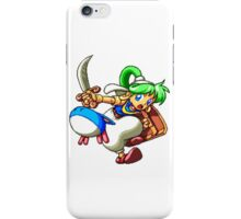 Monster World IV iPhone Case/Skin