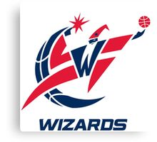 Washington Wizards Canvas Print
