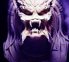 predatorian face by caporilli