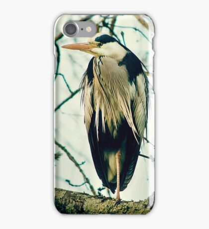 Heron iPhone Case/Skin