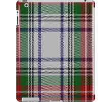 00249 Braveheart Warrior Dress Tartan  iPad Case/Skin