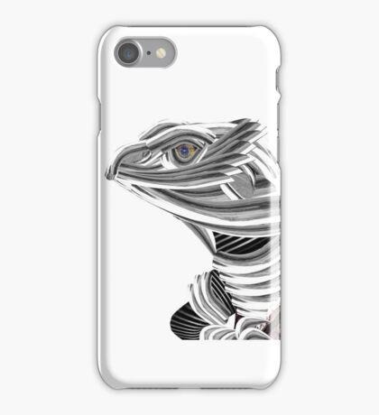 Robot Reptile iPhone Case/Skin