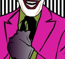60s Joker Sticker