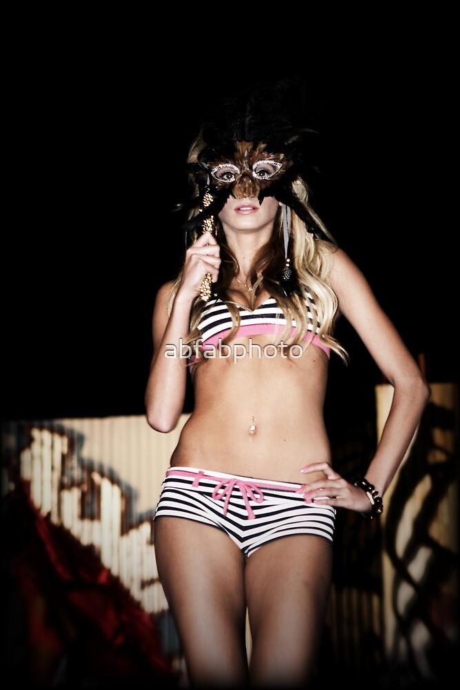 Fashion Show - Masked Girl by abfabphoto