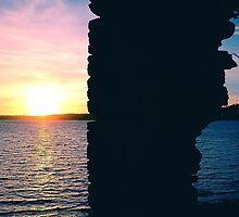 Sunset by silverishfox