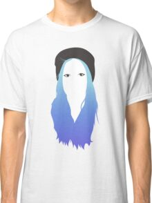 Blue Vector Classic T-Shirt