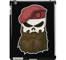 Tactical Bearded Skull iPad Case/Skin