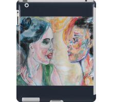Honey...It`s in His Kiss!!  iPad Case/Skin