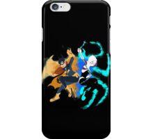 Batgirl and Spider Gwen iPhone Case/Skin