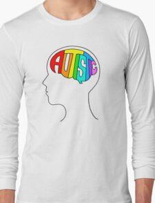 Autistic Mind Long Sleeve T-Shirt