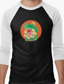 Ludicolo - 3rd Gen Men's Baseball ¾ T-Shirt