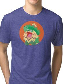 Ludicolo - 3rd Gen Tri-blend T-Shirt