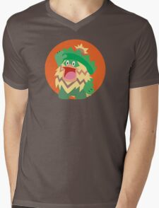 Ludicolo - 3rd Gen Mens V-Neck T-Shirt