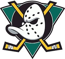 Anaheim Ducks Old Logo by miscojones