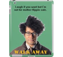 Maurice Moss The IT Crowd iPad Case/Skin