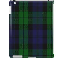 00267 Black Watch Tartan iPad Case/Skin