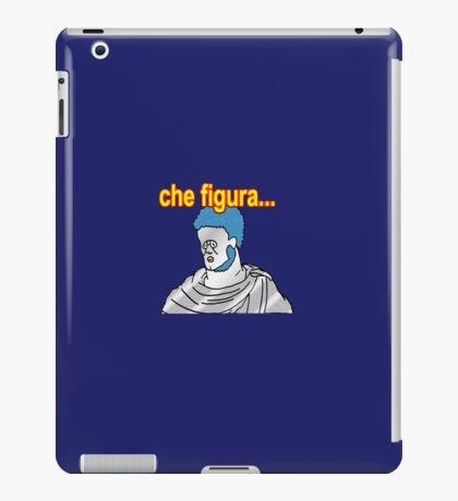 Che figura! iPad Case/Skin