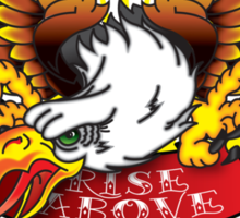 Rise Above Sticker