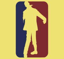 Major League Zombie Kids Tee