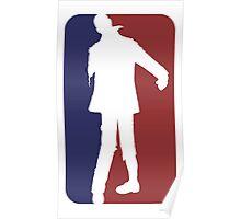 Major League Zombie Poster