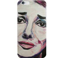 Casta Diva iPhone Case/Skin