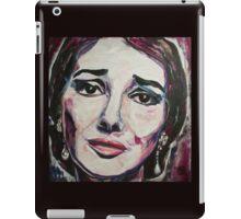 Casta Diva iPad Case/Skin