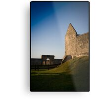 Norfolk Gaol Metal Print