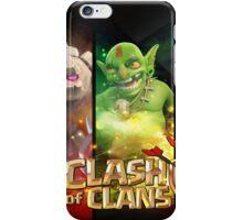 Clash of Clans Art iPhone Case/Skin
