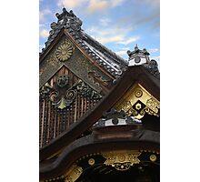 Nijo-jo, Kyoto, Japan Photographic Print